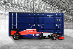 New Manor livery