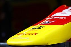 Die Frontpartie von Alexander Rossi, Racing Engineering