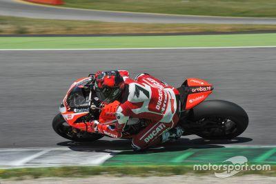 Essais Ducati au Mugello