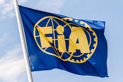 FIA flag