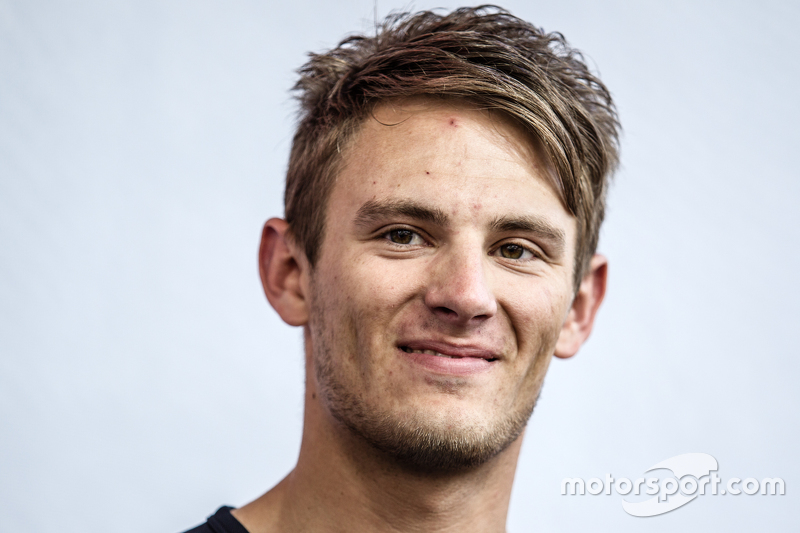 #19 Schubert Motorsport, BMW Z4 GT3: Marco Wittmann