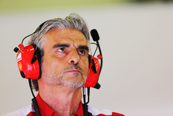 Маурицио Арривабене, руководитель команды Ferrari