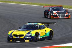 #77 BMW Sports Trophy Team Brasil, BMW Z4: Valdeno Brito, Atila Abreu