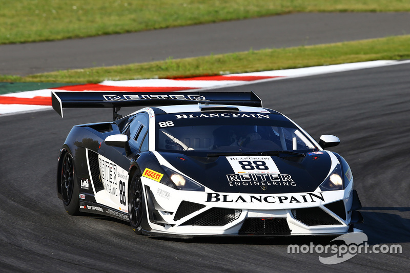 #88 Reiter Engineering Lamborghini Gallardo LP560-4 R-EX: Альберт фон Турн унд Таксіс, Нікі Катсбург