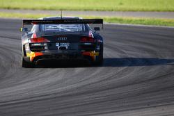 #2 Belgian Belgian Audi Club Team WRT Audi R8 LMS: Энцо Иде, Кристофер Мис