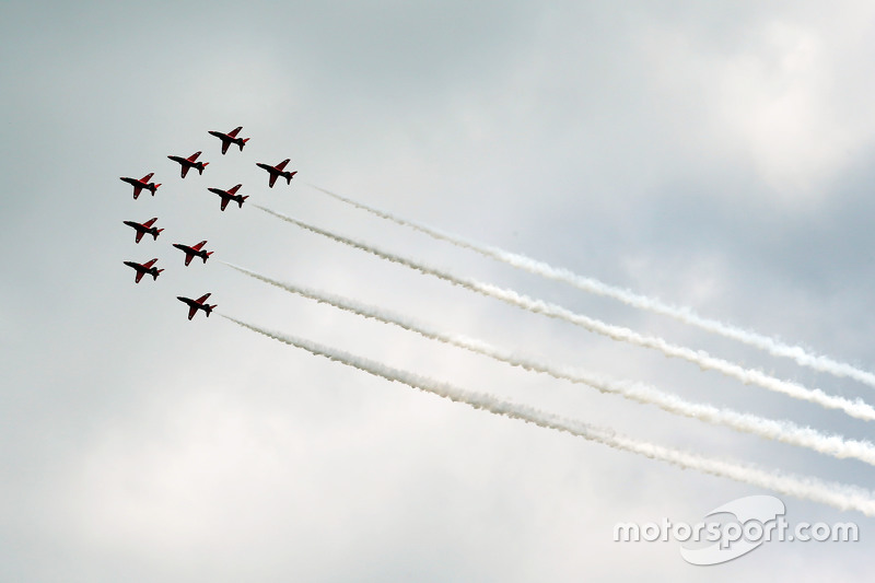 Die Red Arrows