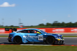 #84 Bentley Team HTP Bentley Continental GT3 : Maximilian Buhk, Vincent Abril
