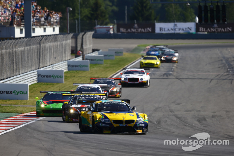 #77 BMW Sports Trophy Team Brasil BMW Z4: Валдено Бріто, Atila Abreu