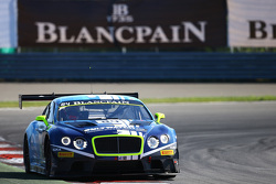 #84 Bentley Team HTP Bentley Continental GT3: Максимилиан Бук, Винсан Абриль