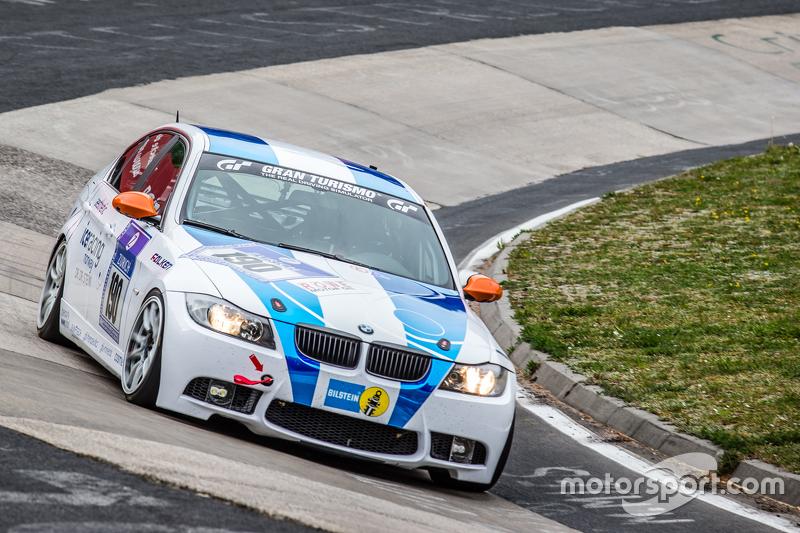 #190 Aesthetic Racing, BMW 325i E90: Heinz-Jürgen Kroner, Petra Baecker