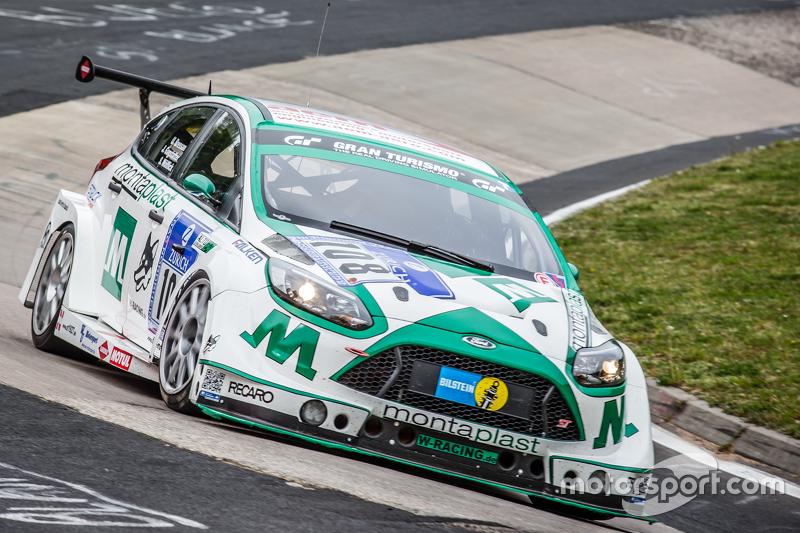 #108 Ford Focus: Stephan Wölflick, Jürgen Gagstatter, Urs Bressan