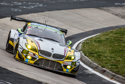 #26 Marc VDS Racing BMW Z4 GT3: Augusto Farfus, Jörg Müller, Nicky Catsburg, Dirk Adorf