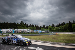 #21 Schulze Motorsport Nissan GT-R Nismo GT3 : Tobias Schulze, Michael Schulze, Florian Strauss, Jordan Tresson