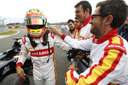 Vincitore Rio Haryanto, Campos Racing