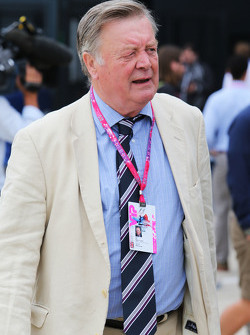 The Rt Hon Ken Clarke MP
