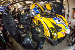 #40 Scuderia Cameron Glickenhaus, SCG003C: Ken Dobson, Jeff Westphal, Thomas Mutsch, Franck Mailleux