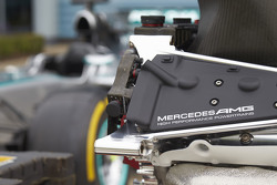 梅赛德斯F1车队引擎 AMG HPP