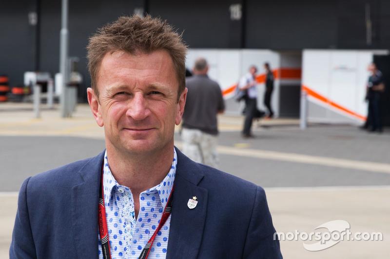Allan McNish, Presenter BBC F1