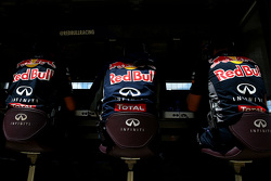 Red Bull Racing ingenieurs