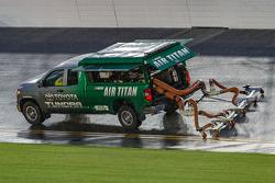NASCAR'ın Air Titan'ı
