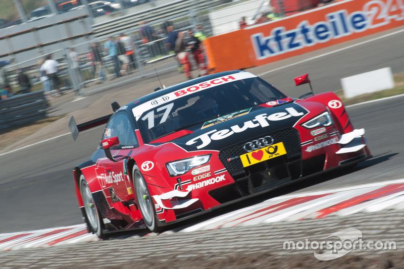 Мігель Моліна, Audi Sport Team Abt Sportsline Audi RS 5 DTM