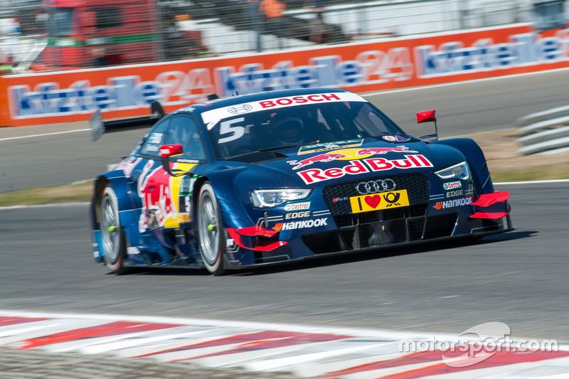 Mattias Ekström, Audi Sport - Takım: Abt Sportsline Audi RS 5 DTM