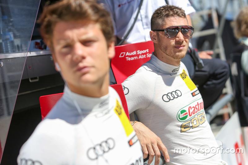 48 Edoardo Mortara, Audi Sport Team Abt Audi RS 5 DTM