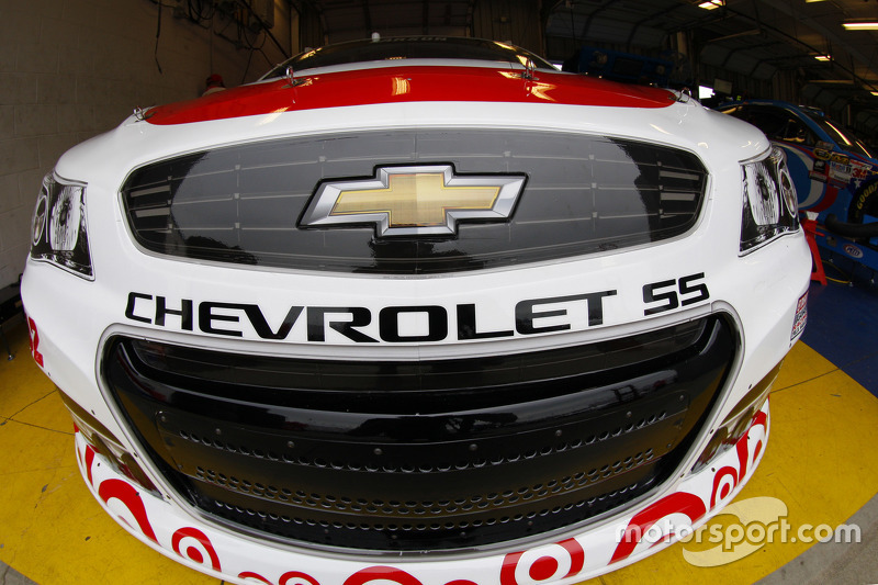 Detail Chevrolet SS