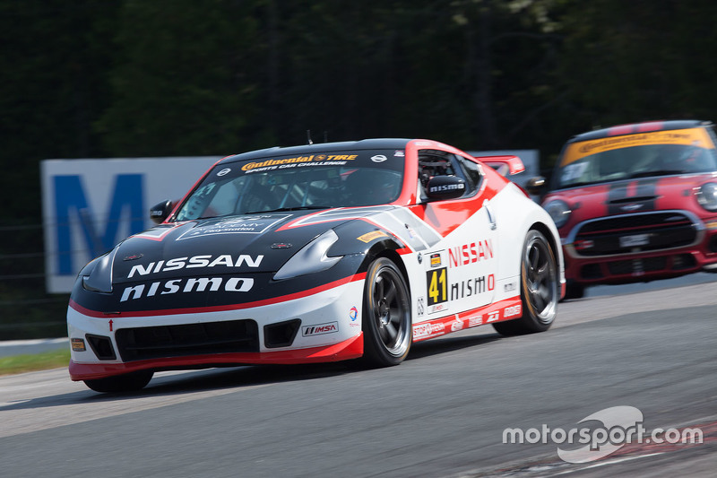#41 Doran Racing Nissan 370Z: Nick McMillen, Steven Doherty
