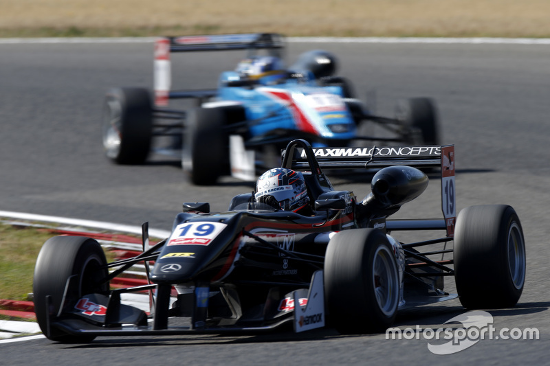 Метт Соломон, Double R Racing Dallara Mercedes-Benz