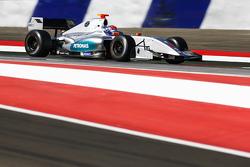 Джаземен Джафар, Fortec Motorsports