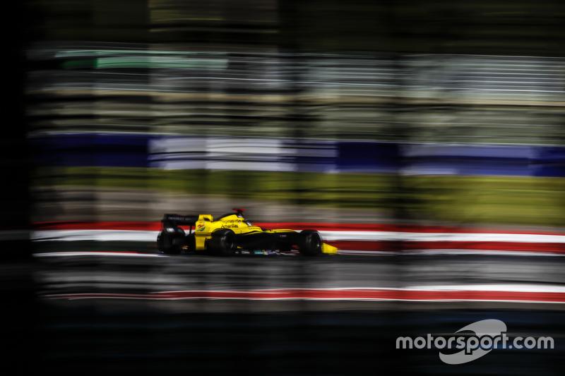 Red Bull Ring - Meindert van Buuren, Pons Racing