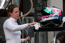 Michela Cerruti, SEAT Leon, Target Competition