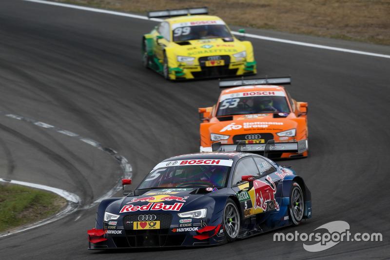 Маттиас Экстрем, Audi Sport Team Abt Sportsline Audi RS 5 DTM