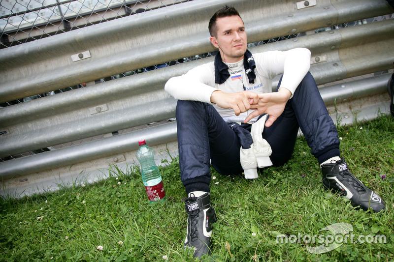 Михайло Алешін, SMP Racing