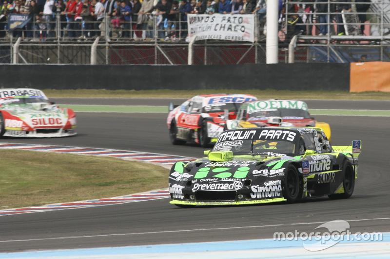 Мауро Галломбардо, Maquin Parts Racing Ford та Ніколас Бонеллі, Bonelli Competicion Ford та Гільєрмо