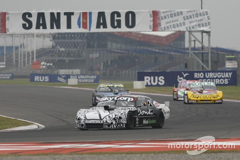 Laureano Campanera, Donto Racing Chevrolet and Diego de Carlo, JC Competicion Chevrolet and Nicolas