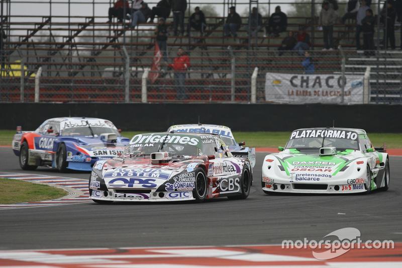 Camilo Echevarria, Coiro Dole Racing Torino dan Santiago Mangoni, Laboritto Jrs Torino dan Martin Ponte, RUS Nero53 Racing Dodge dan Matias Rodriguez, UR Racing Dodge