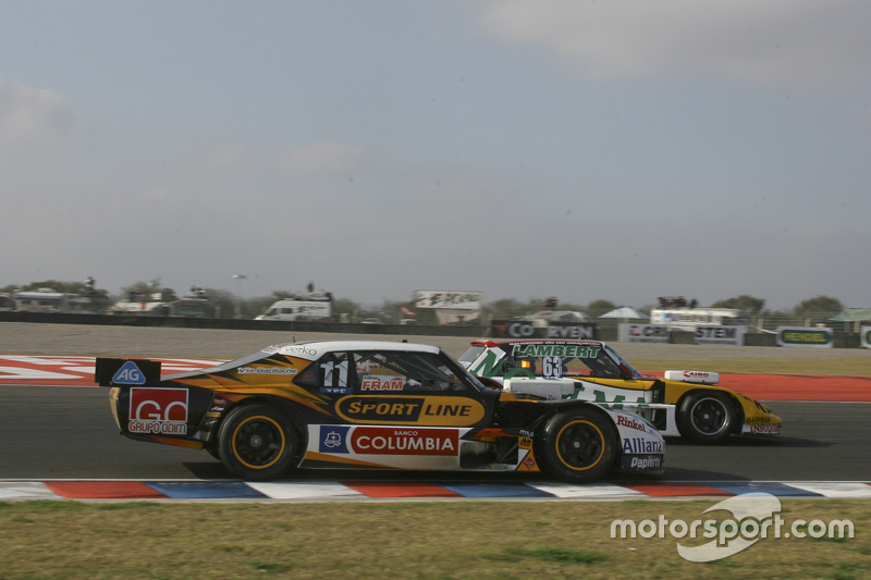Leonel Pernia, Las Toscas Racing Chevrolet and Prospero Bonelli, Bonelli Competicion Ford