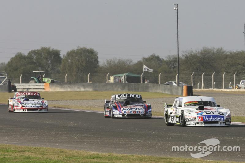 Leonel Sotro, Alifraco Sport Ford and Emanuel Moriatis, Alifraco Sport Ford and Matias Jalaf, Alifra