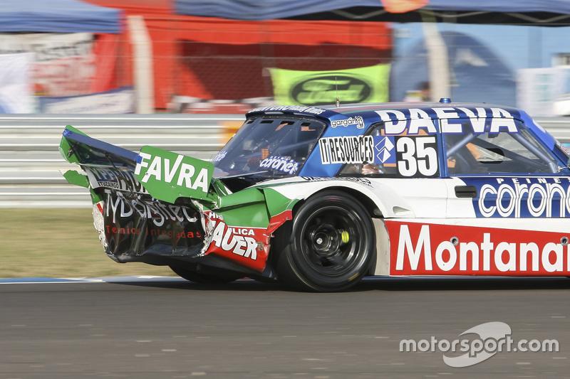 Матіас Нолезі, Nolesi Competicion Ford