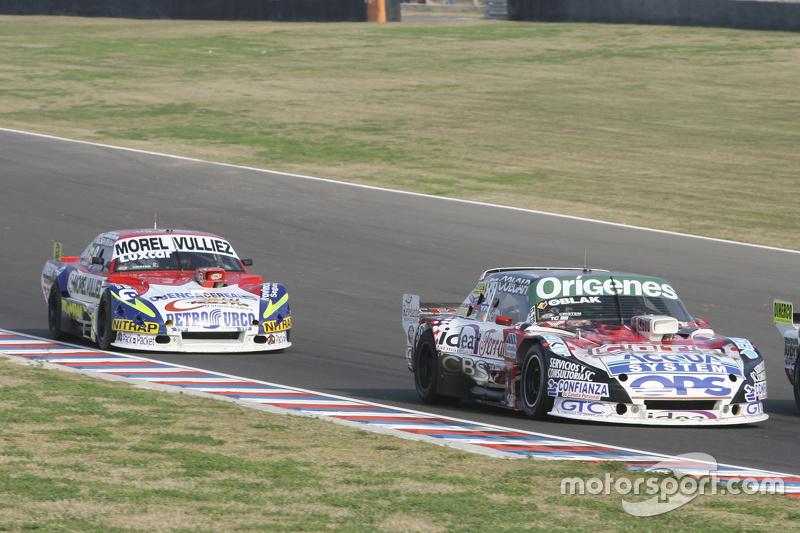 Camilo Echevarria, Coiro Dole Racing Torino dan Juan Martin Trucco, JMT Motorsport Dodge