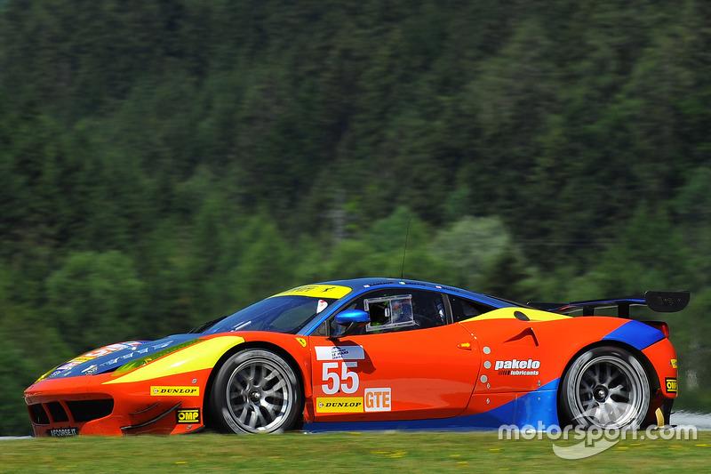 55 Af Corse Ferrari F458 Italia Duncan Cameron Matt