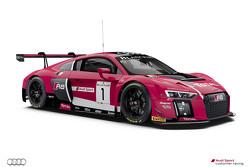 #1 Audi Sport - Takım: WRT Audi R8 LMS