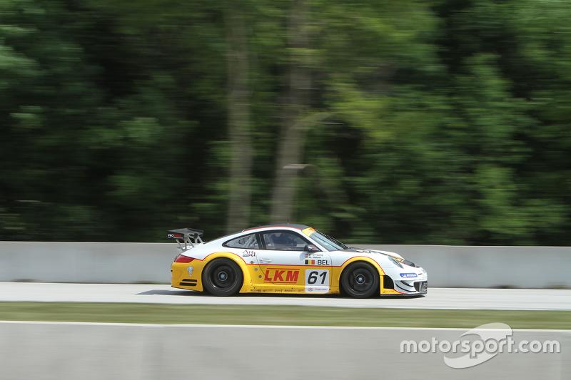 Porsche 997 RSR 2008