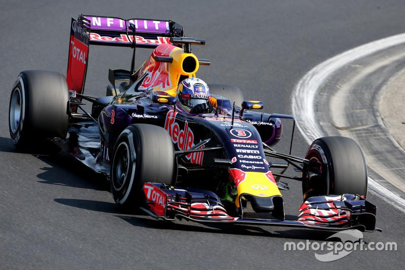 2015: Red Bull RB11