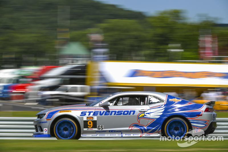 #9 Stevenson Motorsports Chevrolet Camaro Z/28.R: Лоусон Ашенбах, Метт Белл