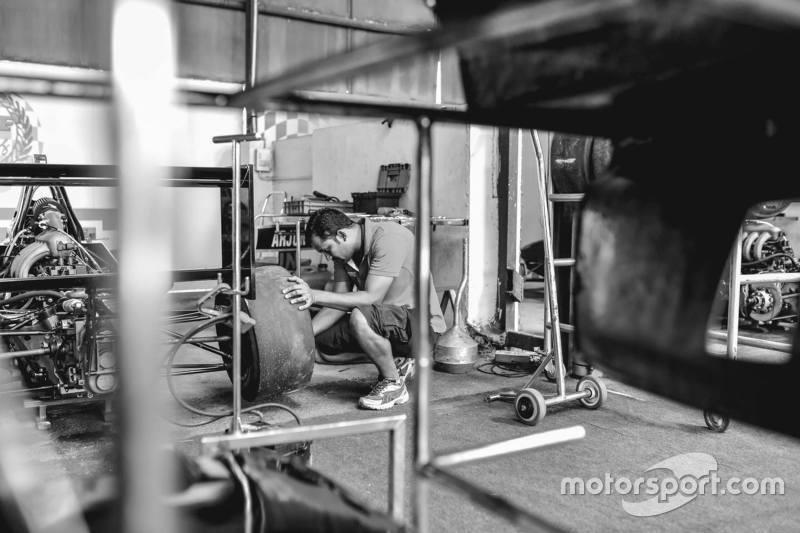 MRF Garage