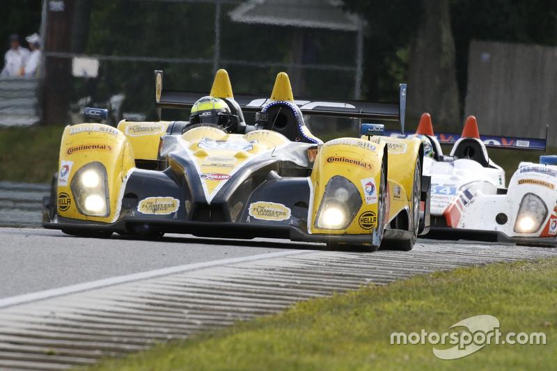 #85 JDC/Miller Motorsports ORECA FLM09: Mikhail Goikhberg