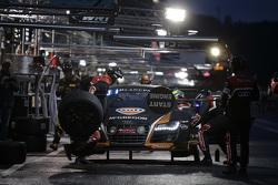 #4 Belgian Audi Club Team WRT Audi R8 LMS Ultra: Max Koebolt, Sacha Bottemanne, Pieter Schothorst, J